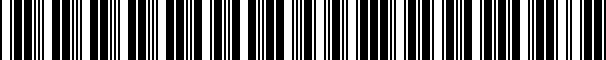 Barcode for 000096317ABDSP