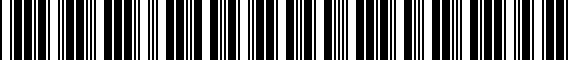 Barcode for 1KM061550H041