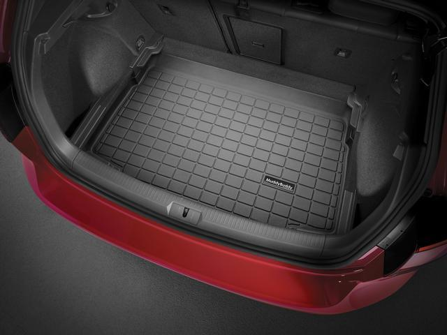 Diagram MuddyBuddy™ - Trunk Liner - Black (5C0061161A) for your Volkswagen